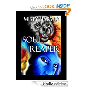 Soul Reaper: Misty Harvey: Amazon.com: Books