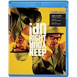 Keep Your Right Up [Blu-ray]