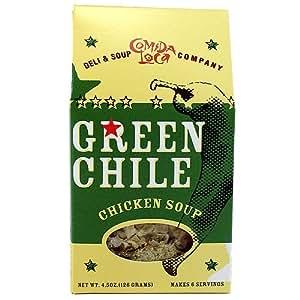 Amazon.com : Classic New Mexico Green Chile Chicken Soup