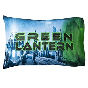 green lantern sheets twin