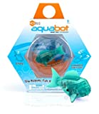 Turquoise Clownfish: HEXBUG Aquabot with Fishbowl