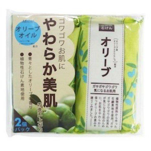ペリカン 自然派石鹸 オリーブ 100g×2個