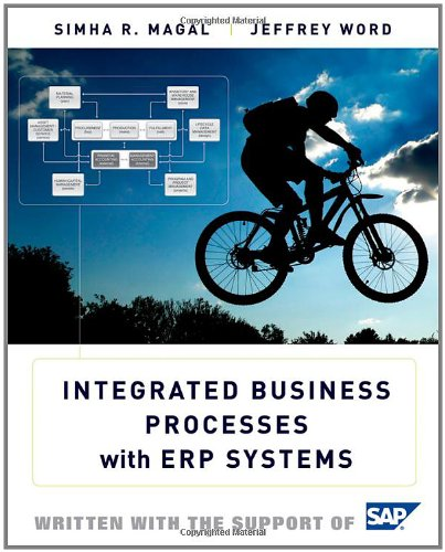 Integrated Business Processes with ERP Systems 0470478446 pdf