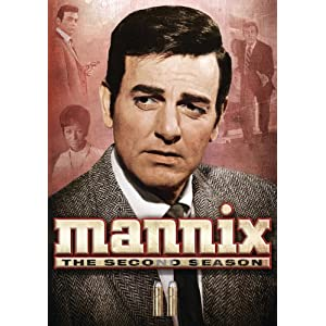 Mannix: Second Season [Import USA Zone 1]