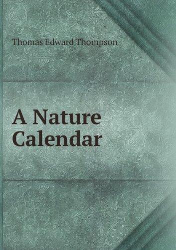 A Nature Calendar