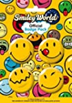 Smileys - Basic, 4 X 38mm Buttons But...
