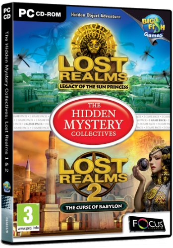 Lost Realms 1 and 2 - The Hidden Mystery Collectiv (PC)