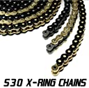 JPR High Performance Motorcycle Drive Chains 530 X-Ring 120 Link