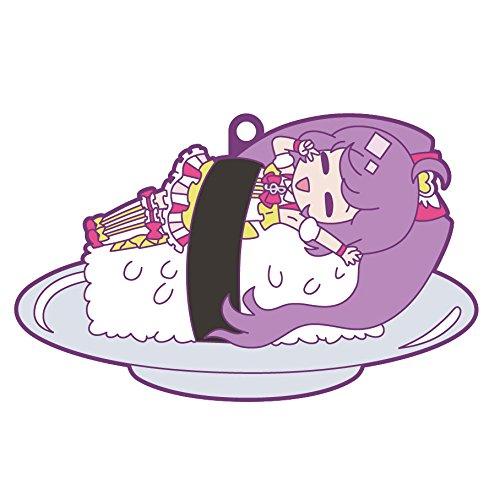 プリパラ きゃらいど アイドルとお寿司は鮮度が命! ラバーストラップ