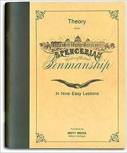 spencerian penmanship theory book pdf