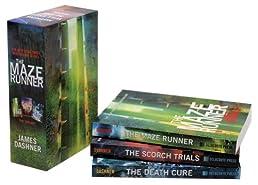 The Maze Runner Trilogy (Maze Runner)