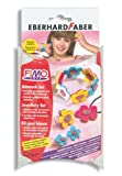Staedtler Fimo Soft 8023 84 Modelling Clay Oven-Hardening with Creative Flowers Set