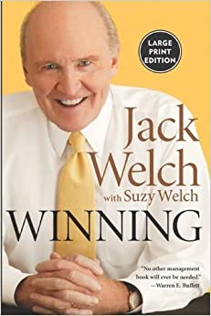 winning jack welch book review