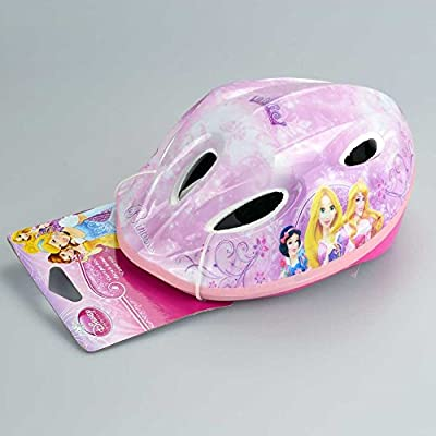 Disney Princess Junior Girls Cycle Bike Helmet (52cm-56cm M) from Angraves