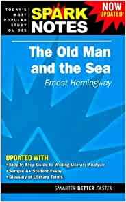 sparknotes ancient male and typically the sea