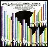 Malcolm Archer Colston Hall Organ Classics