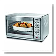 Oster TSSTTVRB04 6-Slice Convection Toaster Oven