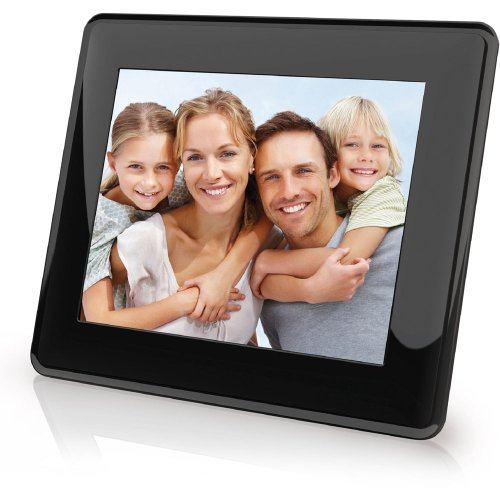 51AUcegr0lL Coby DP843 8 Inch Digital Picture Frame (Black)