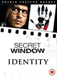 Secret Window/Identity [DVD] [2007]