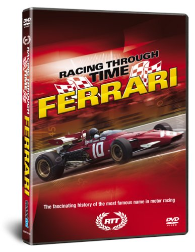 Racing Through Time - Ferrari [DVD]