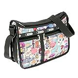 レスポートサック ショルダーバッグ LESPORTSAC Deluxe Everyday Bag 7507 D627 ART SCHOOL 並行輸入品