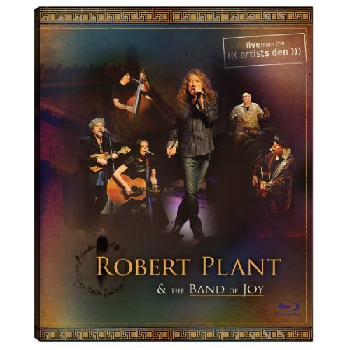 Robert Plant & The Band of Joy: Live from the Artists Den [Blu-ray] by Universal
