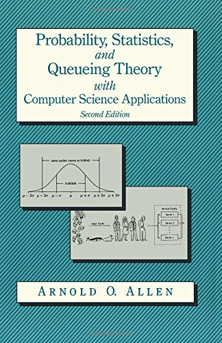 Probability, Statistics, and Queuing Theory with Computer Science Applications, Second Edition
