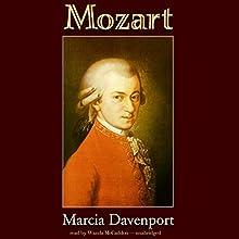 Mozart | Livre audio Auteur(s) : Marcia Davenport Narrateur(s) : Wanda McCaddon