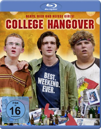 College Hangover [Blu-ray]