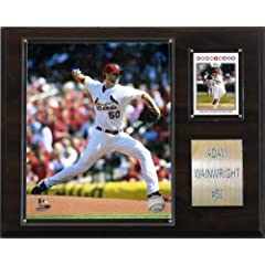 MLB Adam Wainwright St. Louis Cardinals Player Plaque by C&I Collectables