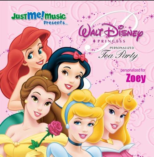 Disney Princess Tea Party: Zoey (Zoh-Ee)