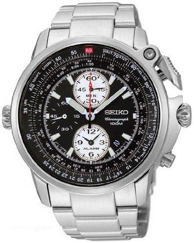 Seiko Men's Watches Chronograph SNAB67 - 4