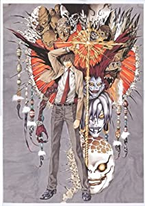 "Death Note Light Kira L Anime 20"" poster 091 C"