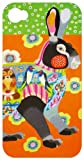 002)『ローリー』(かわばたあきこ)アマゾン限定 iPhone4,4S対応ホワイトケース(social design shop)