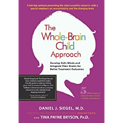 The Whole-Brain Child Approach: Develop Kids Minds and Integrate Their Brains for Better Treatment Outcomes