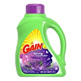 Gain Liquid Detergent with Freshlock, Lavender Scent, 32 Loads, 50-Ounce