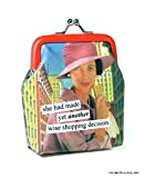 Anne Taintor - Decision Coin Purse