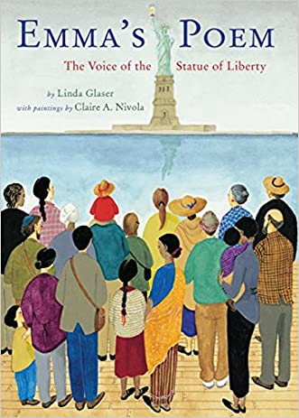Emma's Poem: The Voice of the Statue of Liberty (Jane Addams Award Book (Awards))