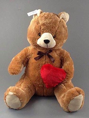 XL 100cm Kuschelbär Riesen Teddybär Stofftier