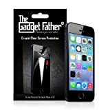 The Gadget Father - iPhone 5S Schutzfolie Packung Mit 2 St�ck