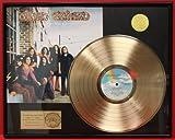 Lynyrd Skynyrd Custom Framed Premium 24Kt Gold Award Quality Record Display