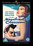 Magnificent Obsession (1954) [Import anglais]