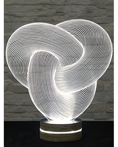 Brandmode Lampe 3D LED