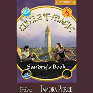 Sandry's Book: Circle of Magic, Book 1 | [Tamora Pierce]