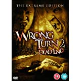 Wrong Turn 2: Dead End - Extreme Edition (Uncut) [2007] [DVD]by Erica Leerhsen