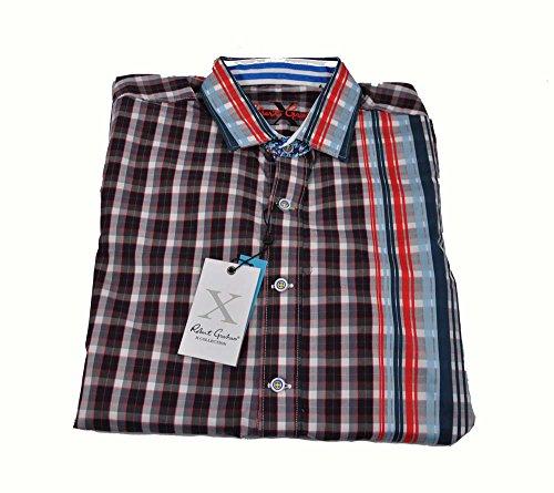robert-graham-lyle-tailored-fit-grey-medium-short-sleeve-shirt