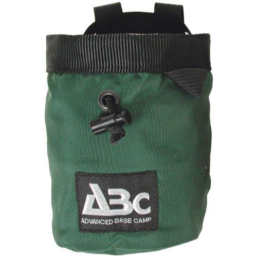 Abc Solid Hole Chalk Bag (Black)