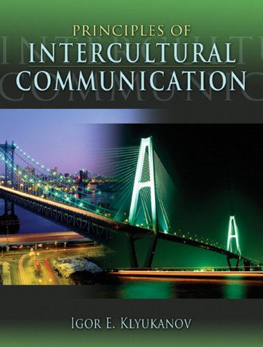 Principles of Intercultural Communication