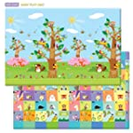 Baby Care Play Mat - Birds on the Tre...