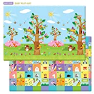 Baby Care Play Mat – Birds on the Tre…